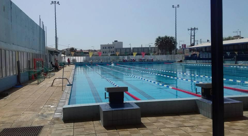 Κολυμβητηριο Ανοικτη Πισινα Λιντο